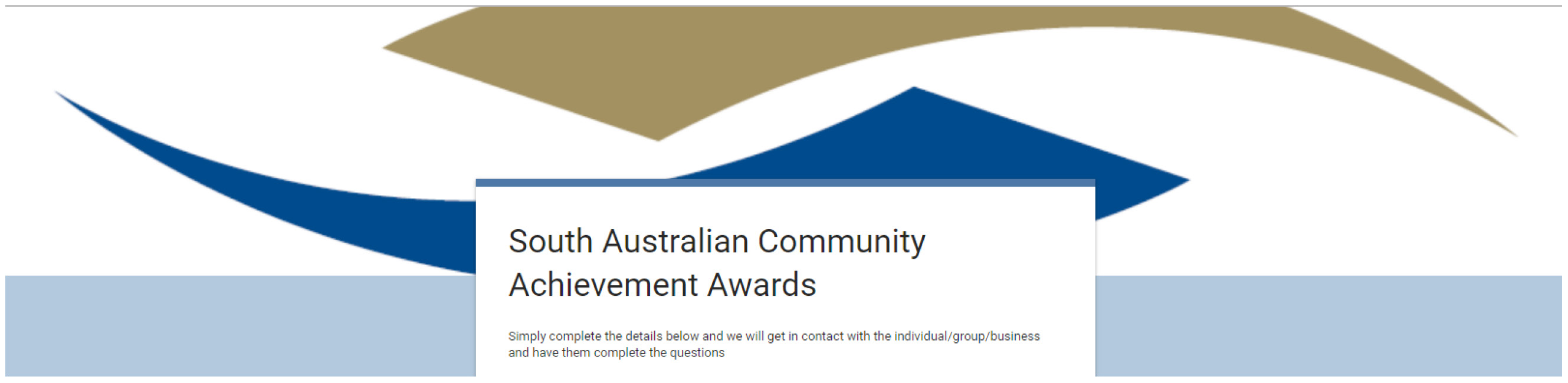 sa community achievement awards html link picture